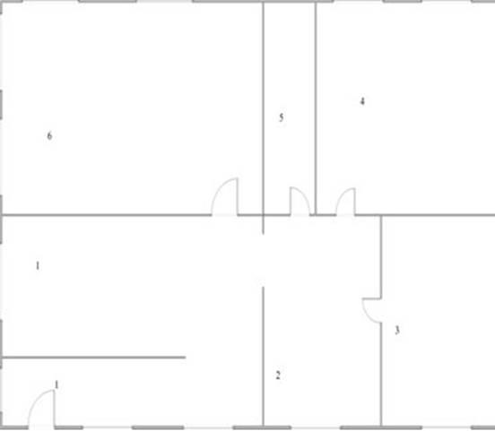 Рисунок 1 — План-схема