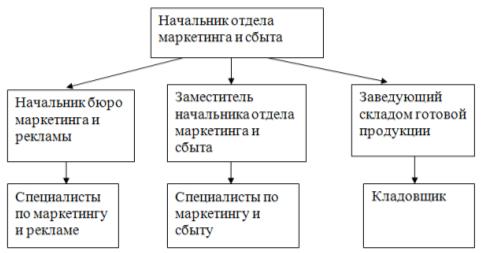 Дипломная работа: Организация